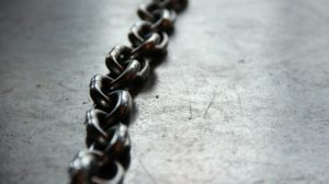 links on a chain