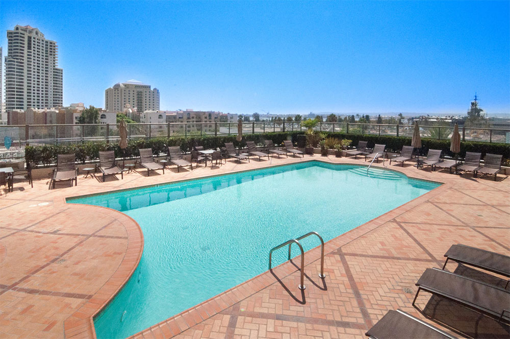 700 W E St. Unit 303, San Diego, CA 92101