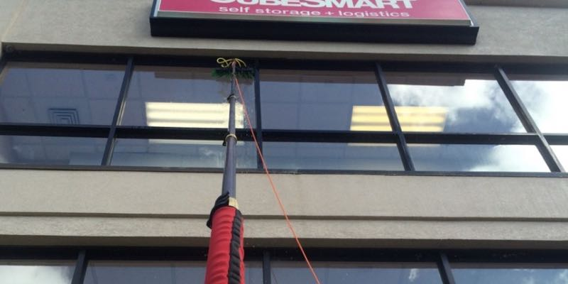 Commercial Window Cleaning in Orlando FL
