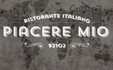 Piacere Mio best Italian Restaurant San DIego South Park