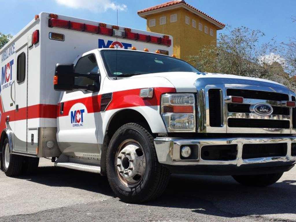 MD Ambulance Service