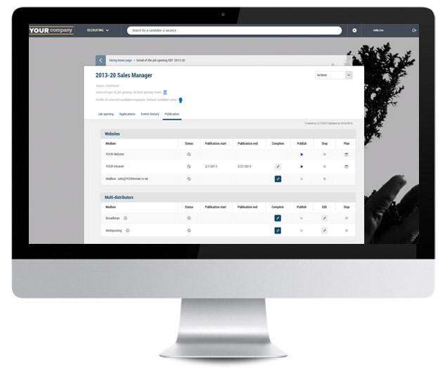 NGAHR ResourceLink Screen