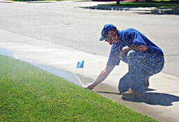 Sprinkler Repair Service in Salt Lake City
