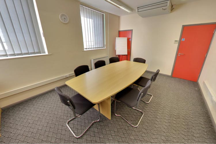 Meeting Suite at Menta, Suffolk Enterprise Agency