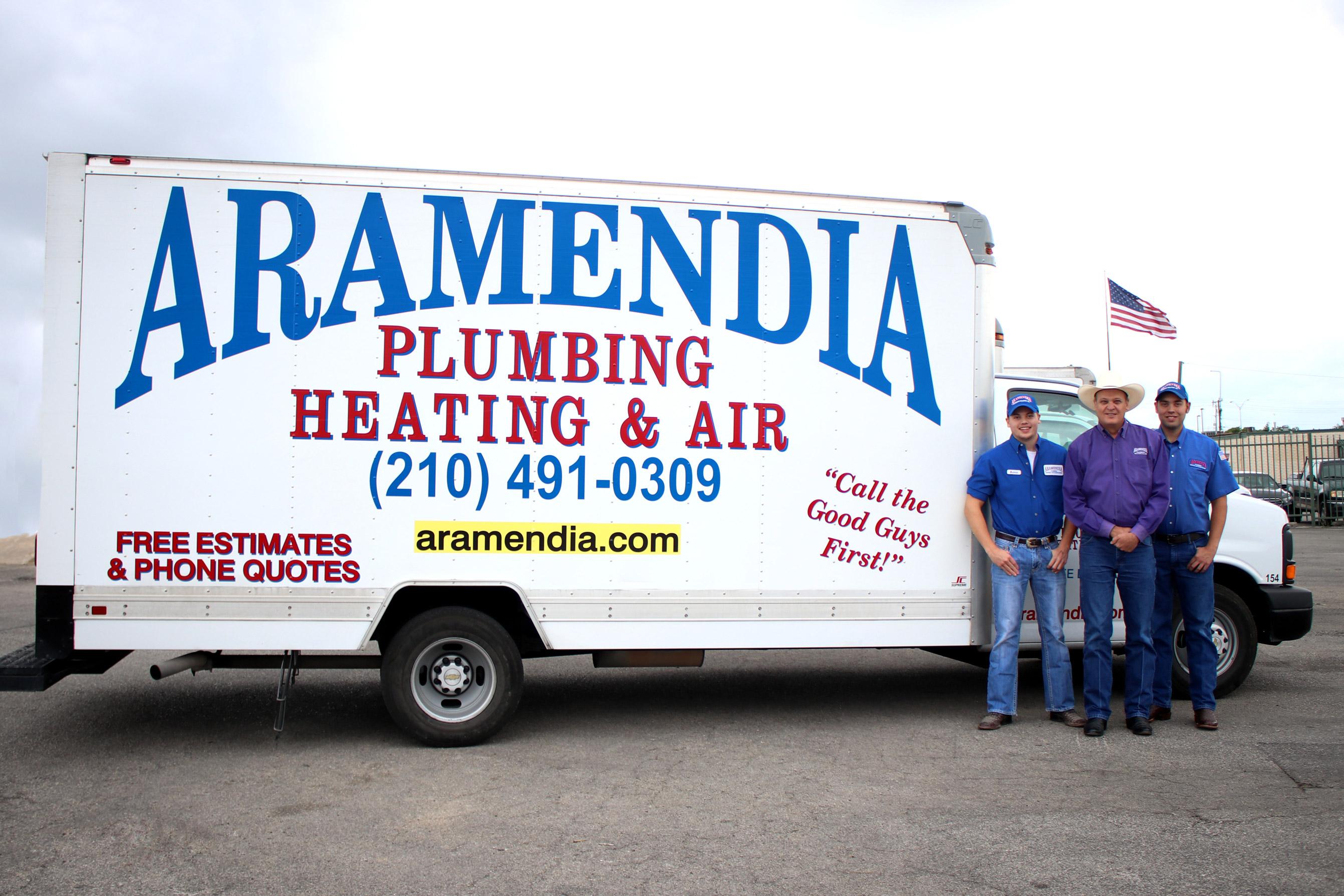 HVAC & Plumbing Repair