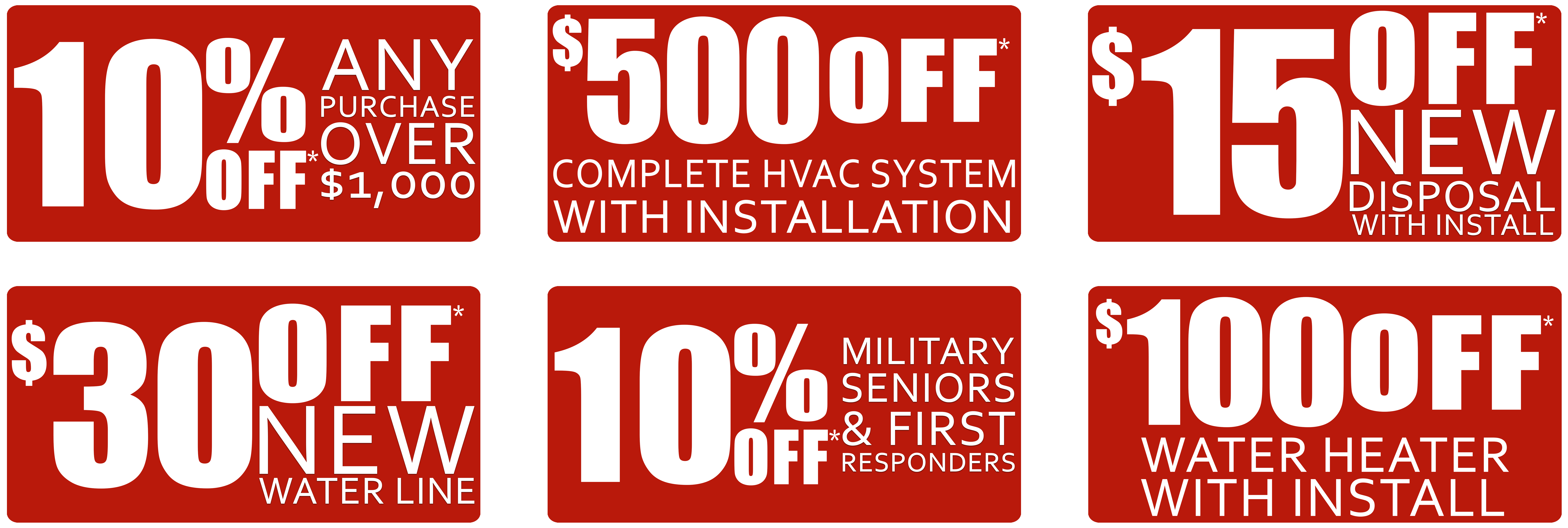 HVAC Discounts San Antonio, TX