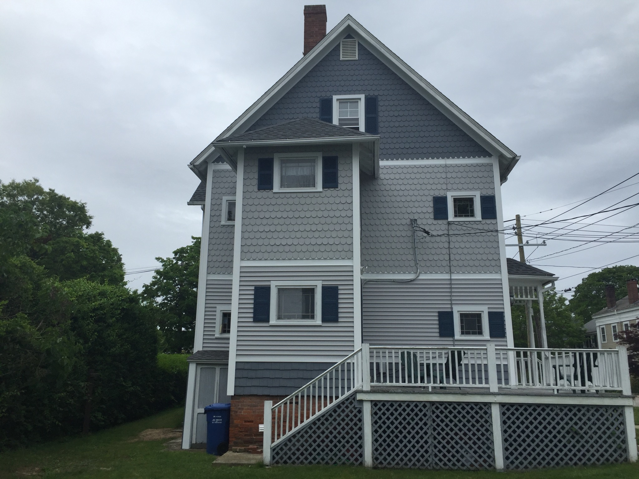 Siding Services in East Lyme