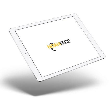 NoahFace iPad Pro