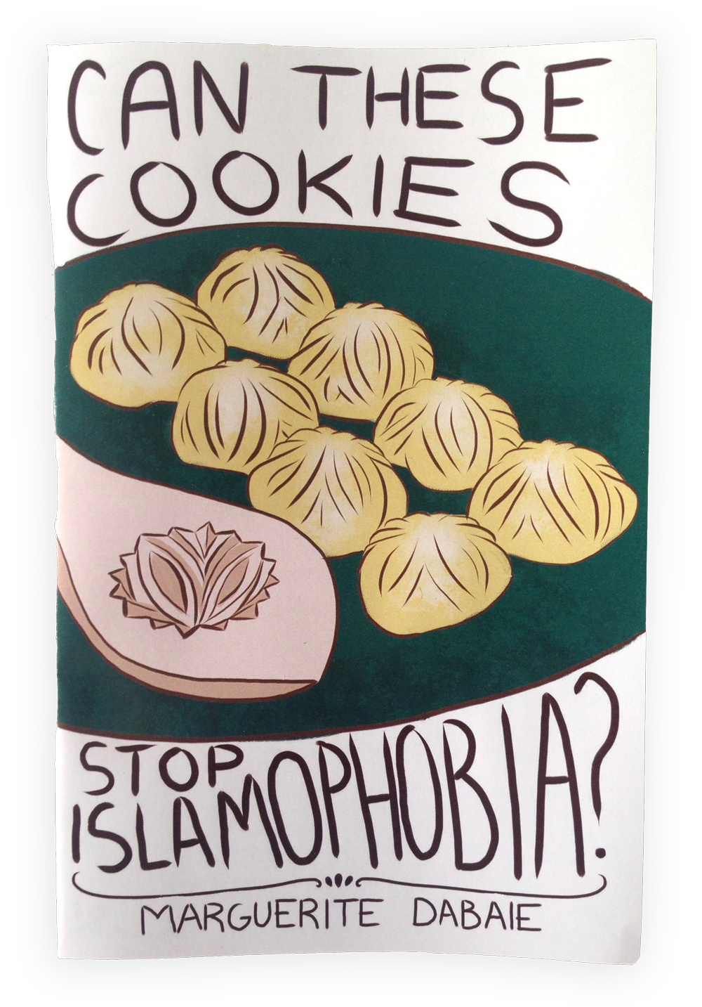 Can These Cookies Stop Islamophobia?