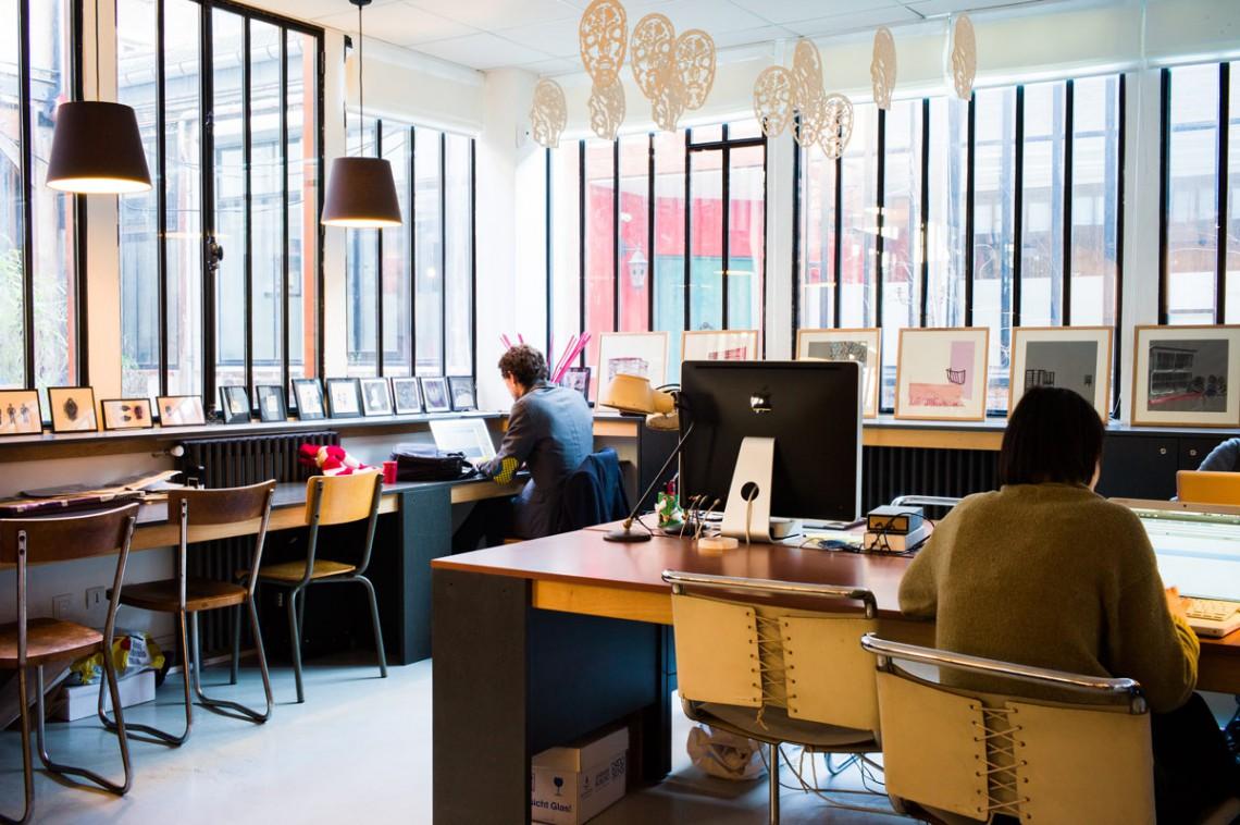 Le Laptop - Coworking Paris