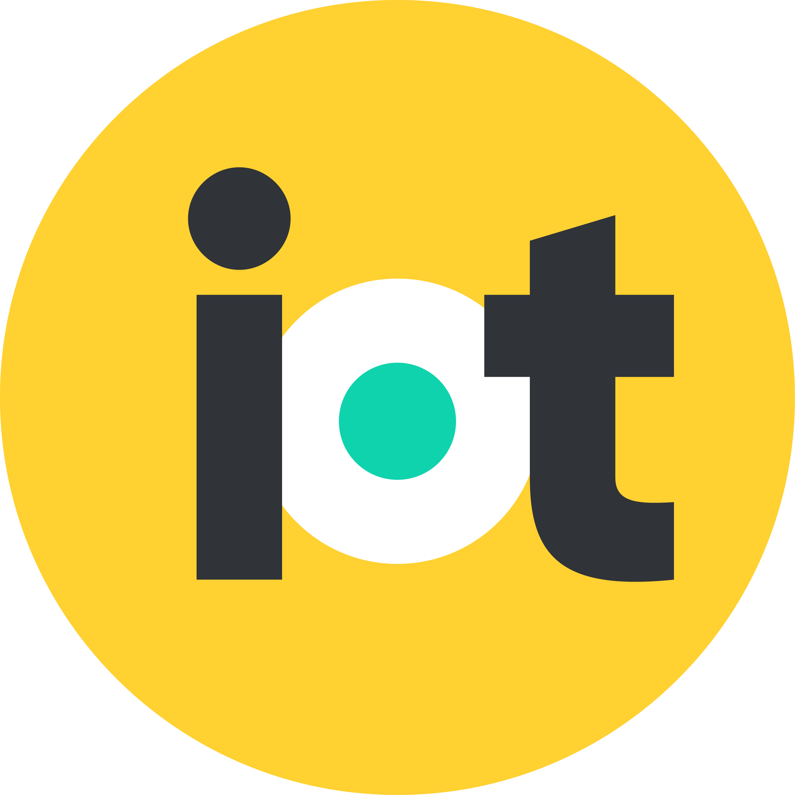 IoT For All Icon