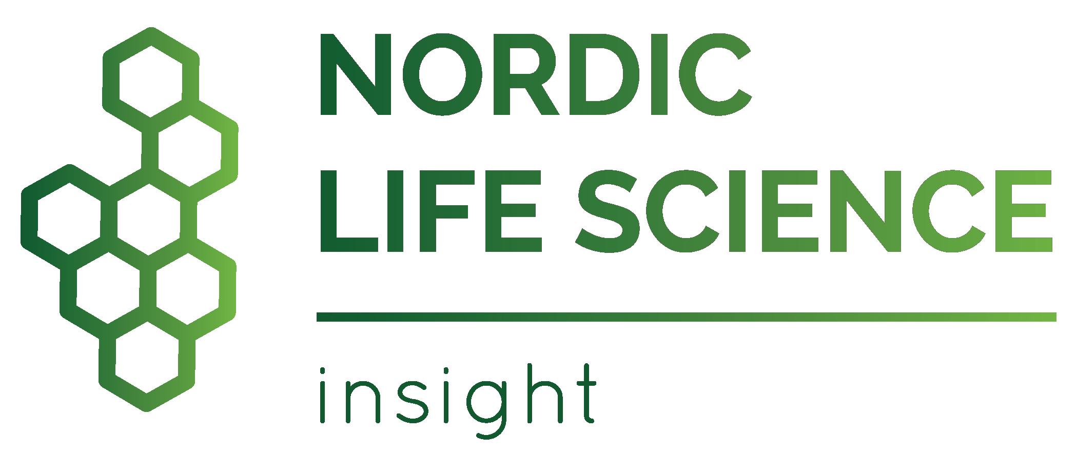 Nordic Life Science Insight Brand Logo