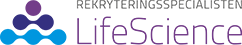 Rekryteringsspecialisten LifeScience's logo