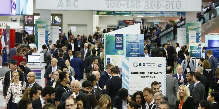 The crowd at this year's BIO International Convention in San Diego.