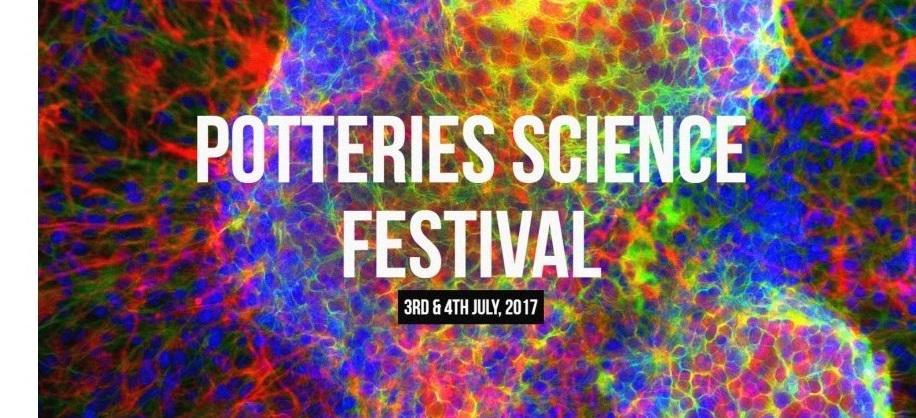 BLOG: Potteries Science Festival – STEM Workshop and Careers Fair