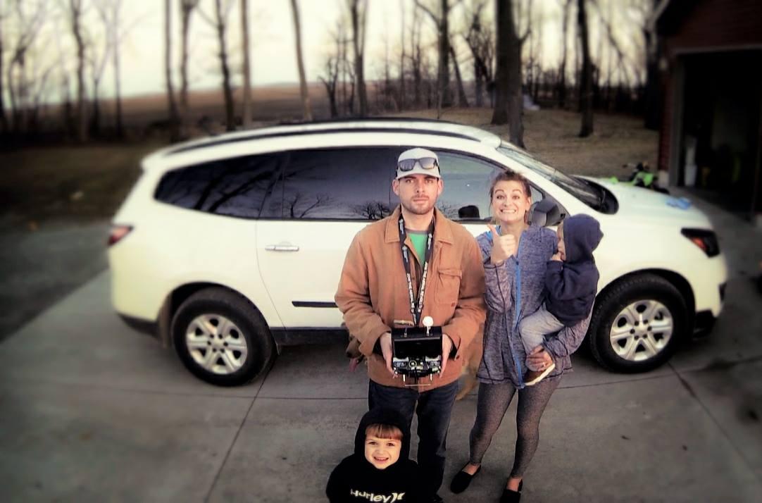 Midwest-UAV Family Photo
