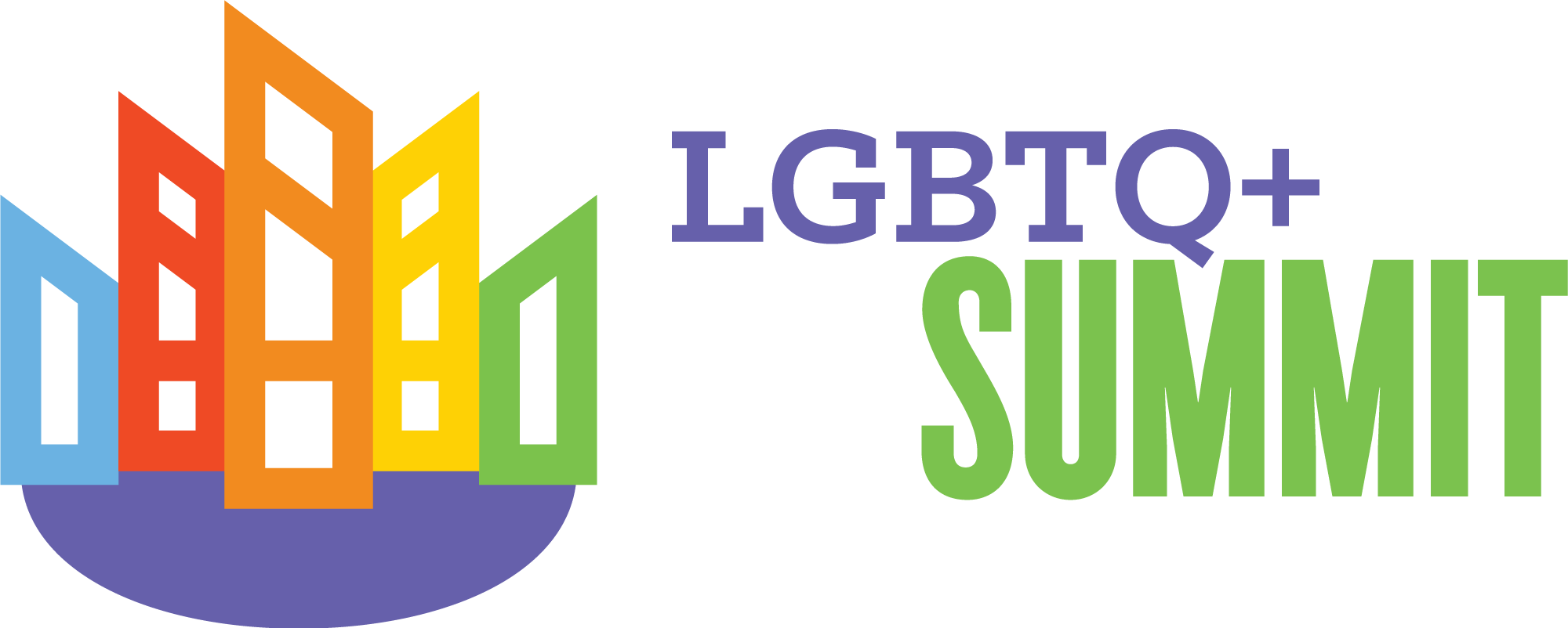 LGBTQ+ Summit Logo