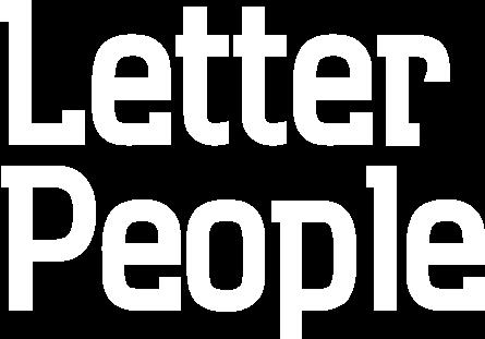 Letter People Logo