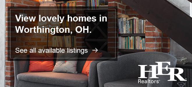 Homes for Sale Worthington Ohio