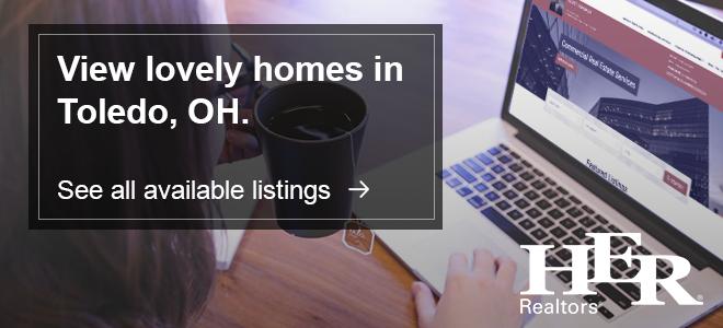 Homes for Sale Toledo Ohio