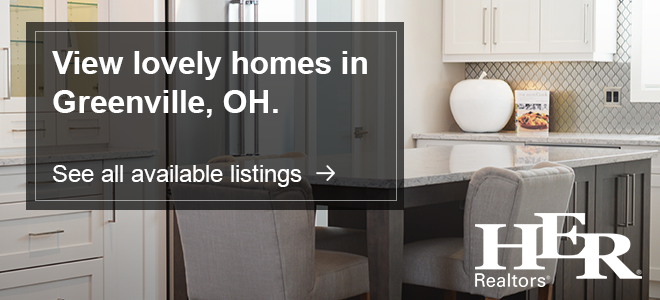 Homes for Sale Greenville Ohio