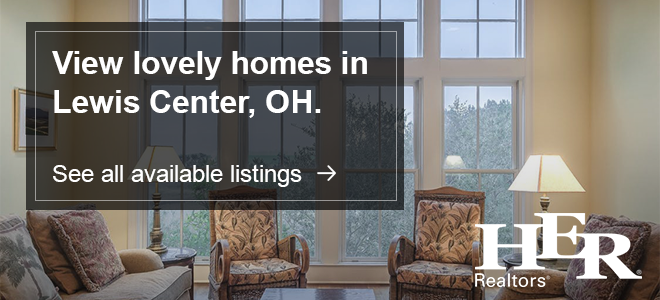 Homes for Sale Lewis Center Ohio