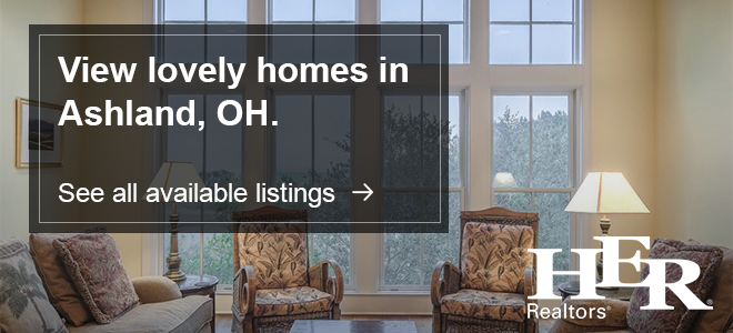 Homes for Sale Ashland Ohio