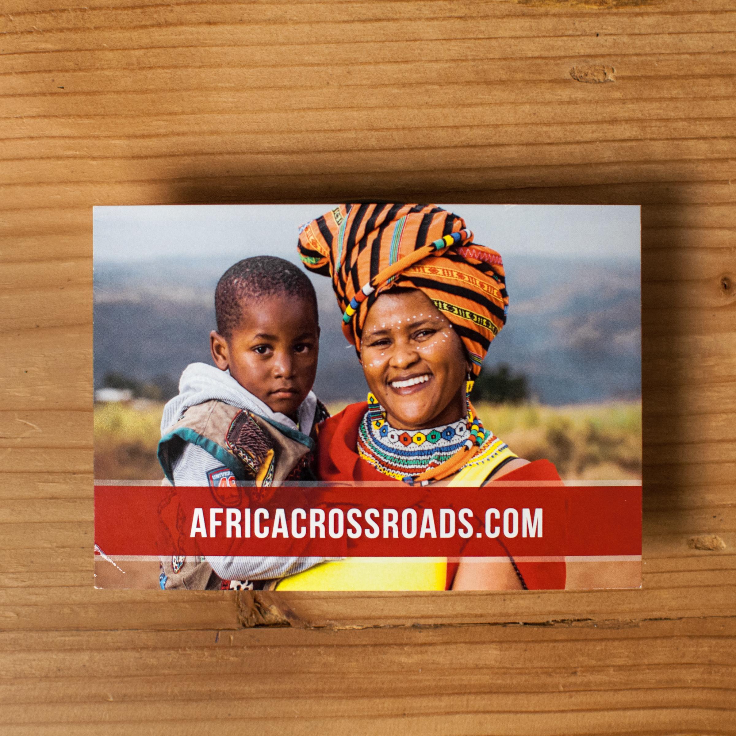 Donation Card Photo