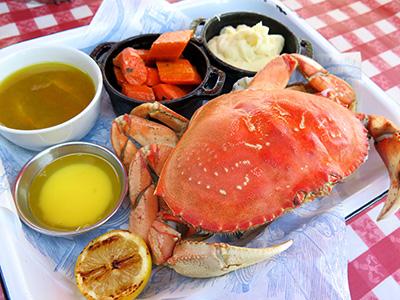 Washington Dungeness Crab