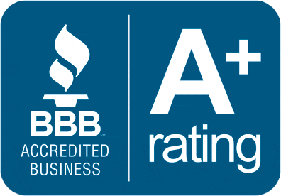 Advanced Window Cleaning has an A+ rating from BBB