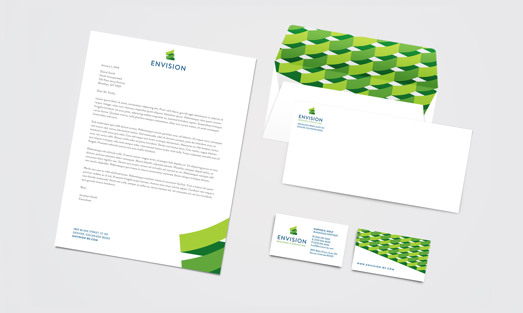 Envision Business Cards Free Printable Invitation Design