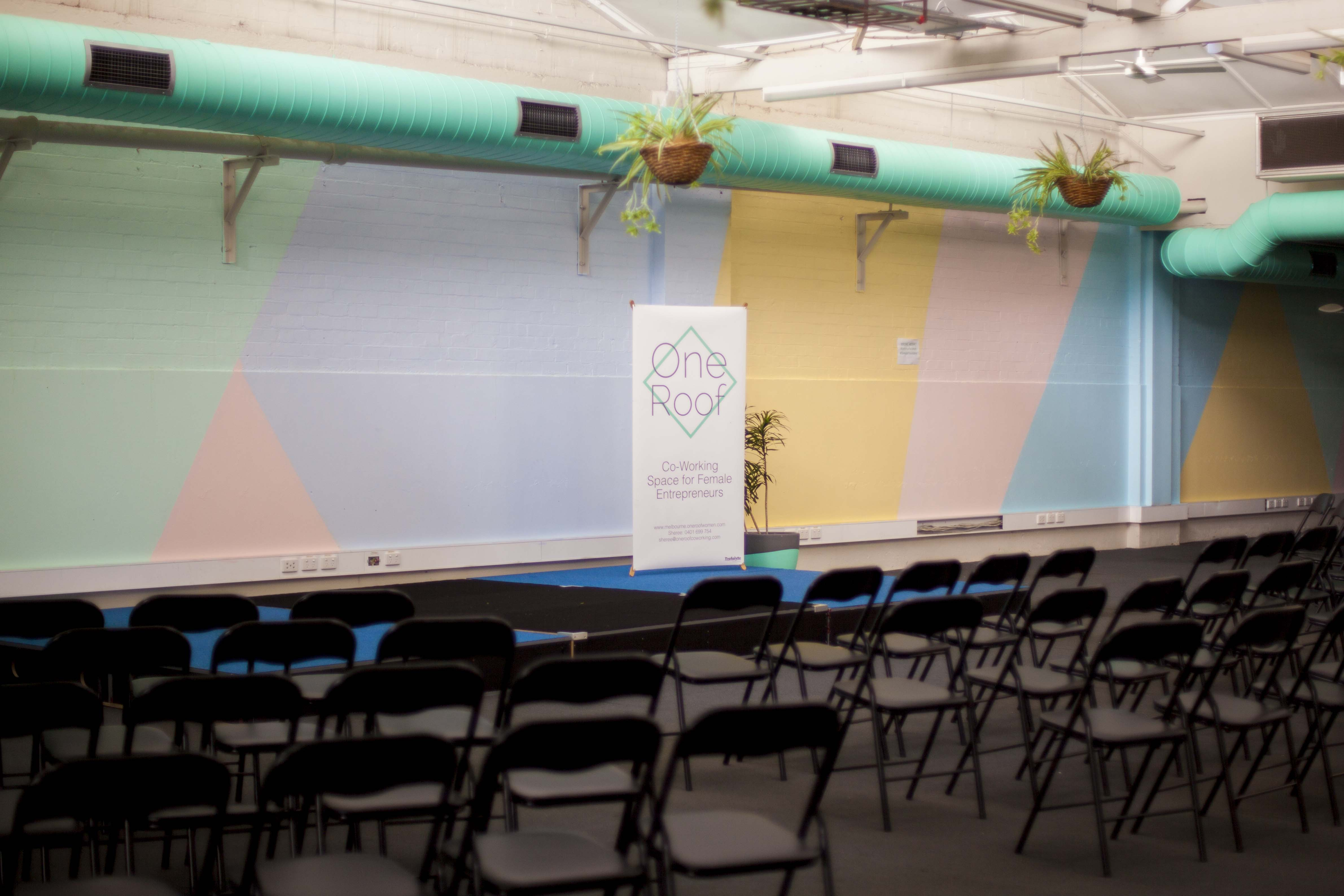 Habu - One Roof Women Coworking Event Space