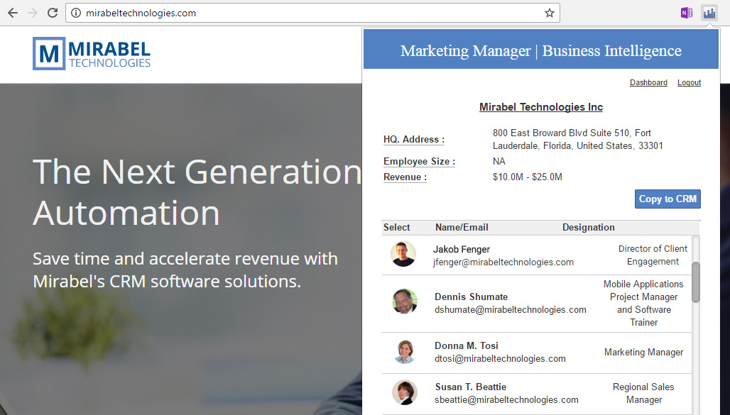marketing manager templates