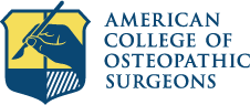 American College of Osteopathic Surgeons Logo