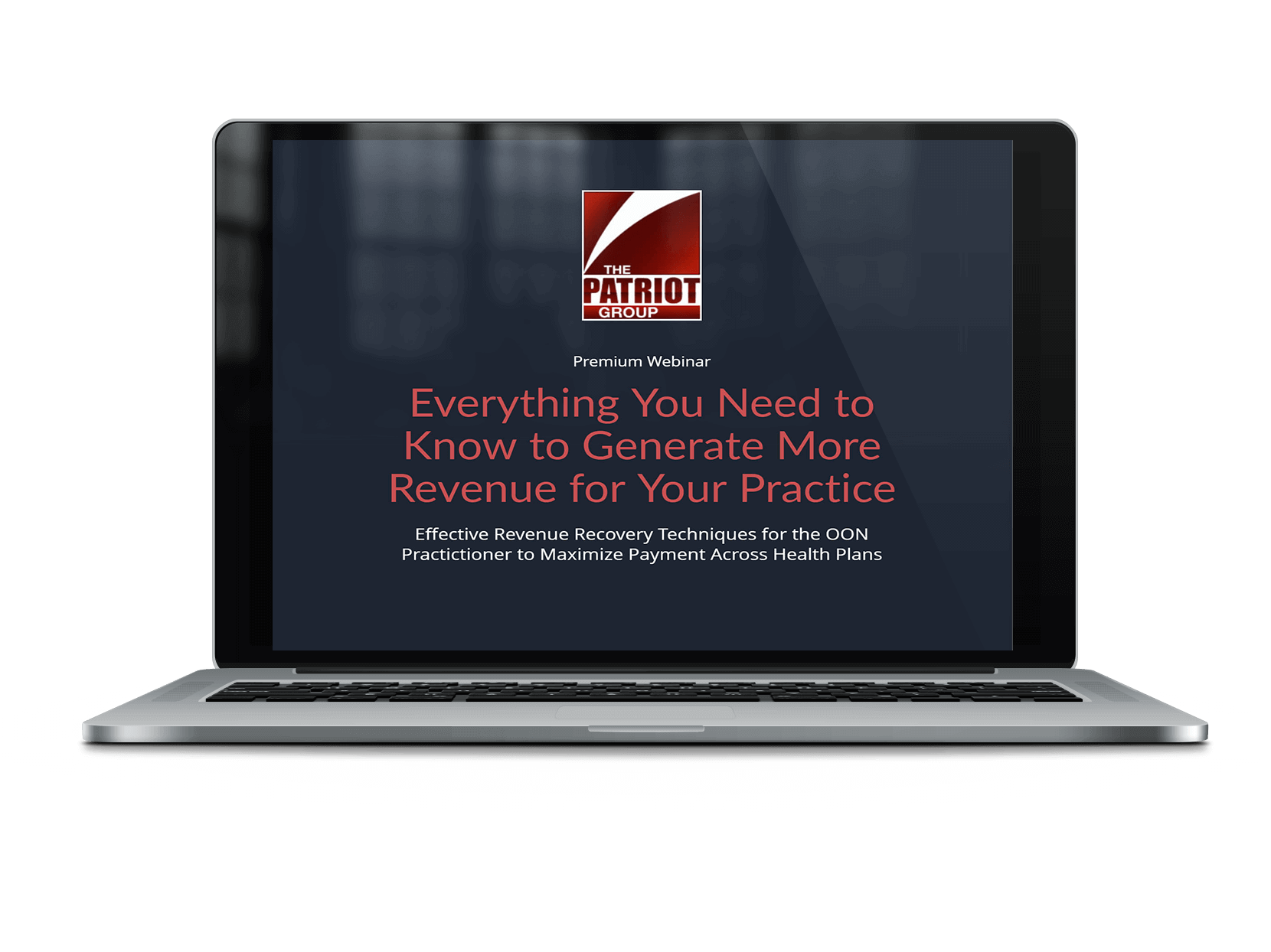 Everything Providers Need to Know to Generate More Revenue