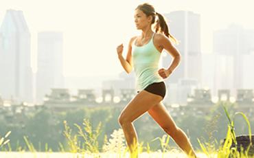 Runner, Seasonal Allergies