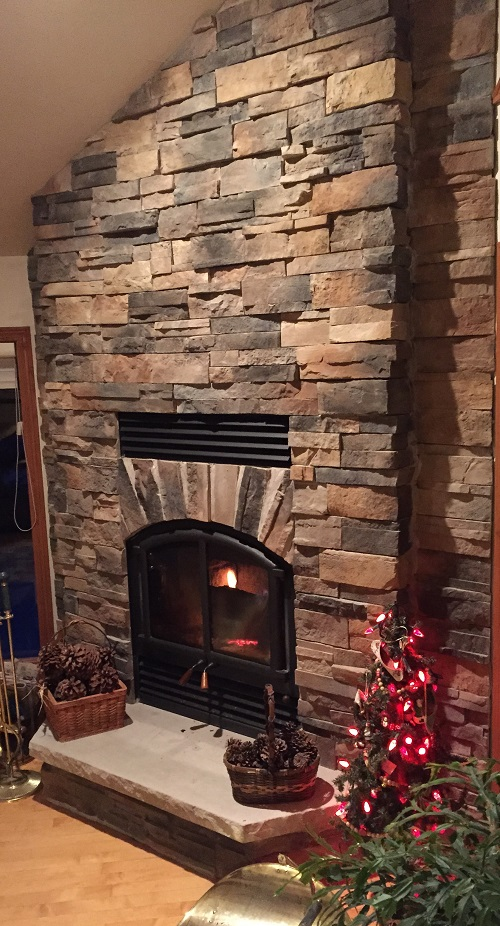 Fireplace and Chimney 1