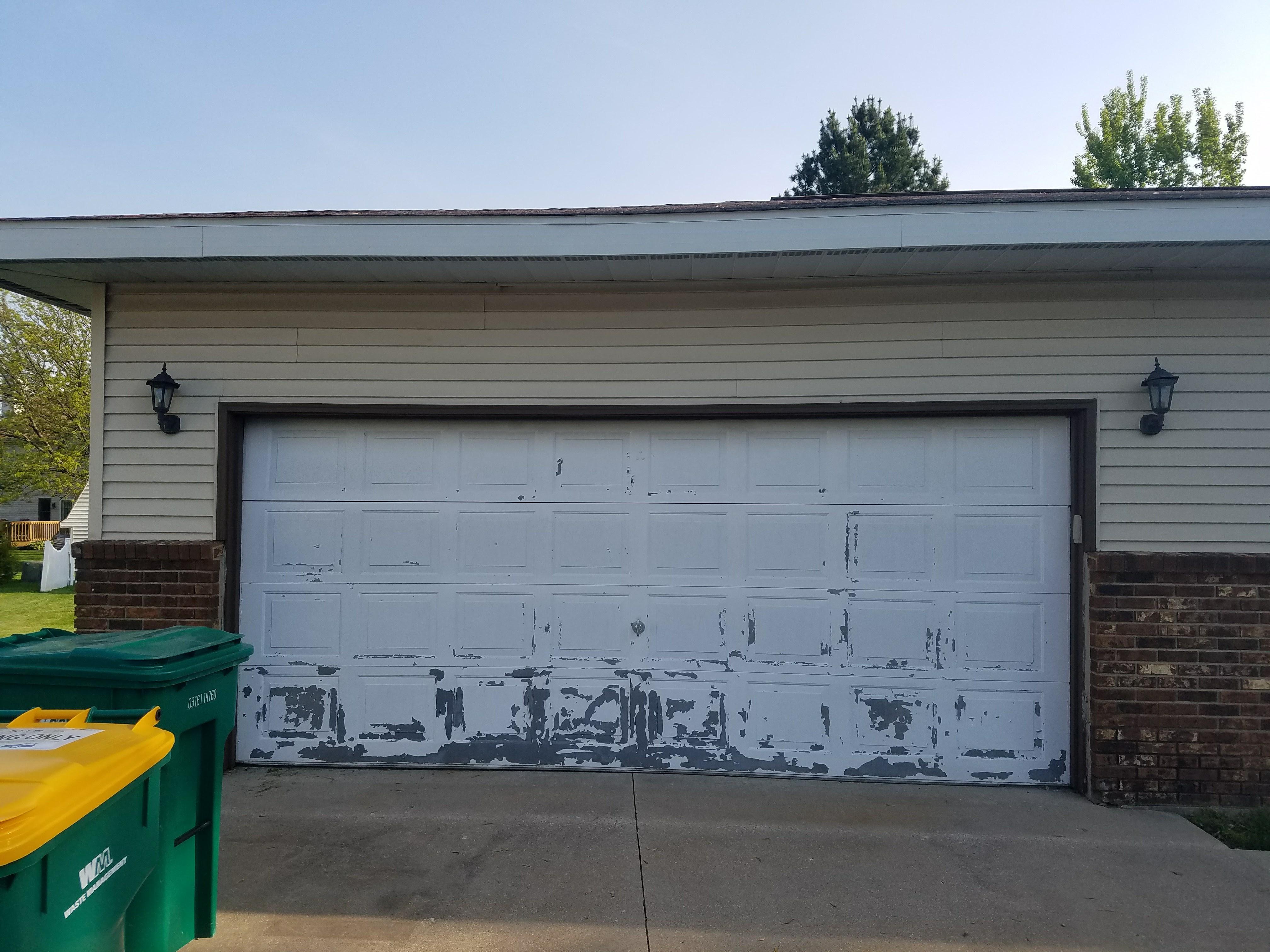 chi recessed panel series | residential installation | door