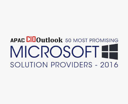 APAC CIO Outlook Award
