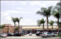 Photo of marketplace shopping center on Valley Boulevard