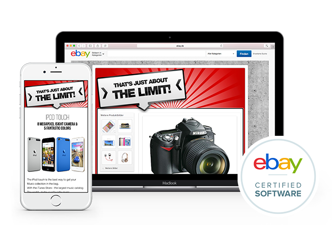Sell Successfully On Ebay Professional Ebay Templates