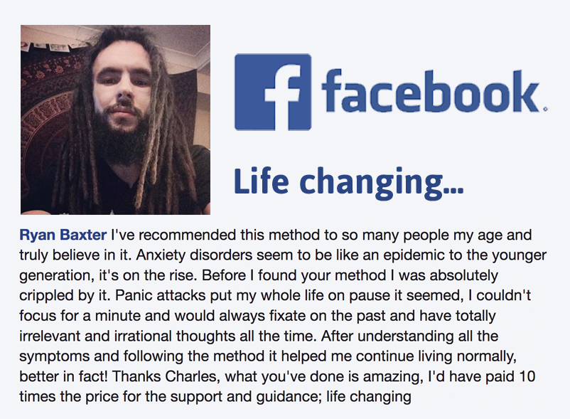 anxiety disorder lady