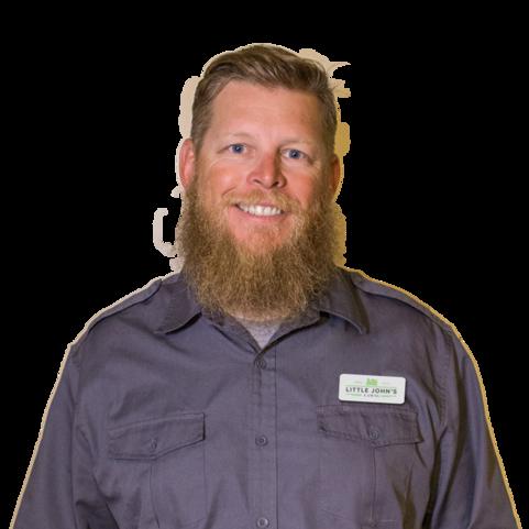 John DeCausmaker - Owner of Little John's Lawns in Gilbert Arizona