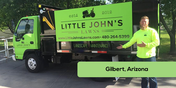 Gilbert Arizona Lawn Care Service