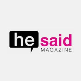 He Said Magazine