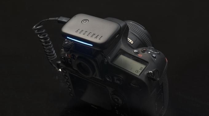 Купить искусственный интеллект для фотоаппарата Арсенал