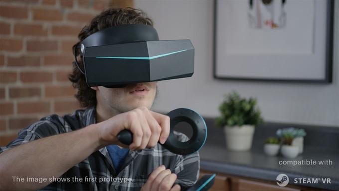 Pimax 8k, HTS Vive, Oculus сравнение