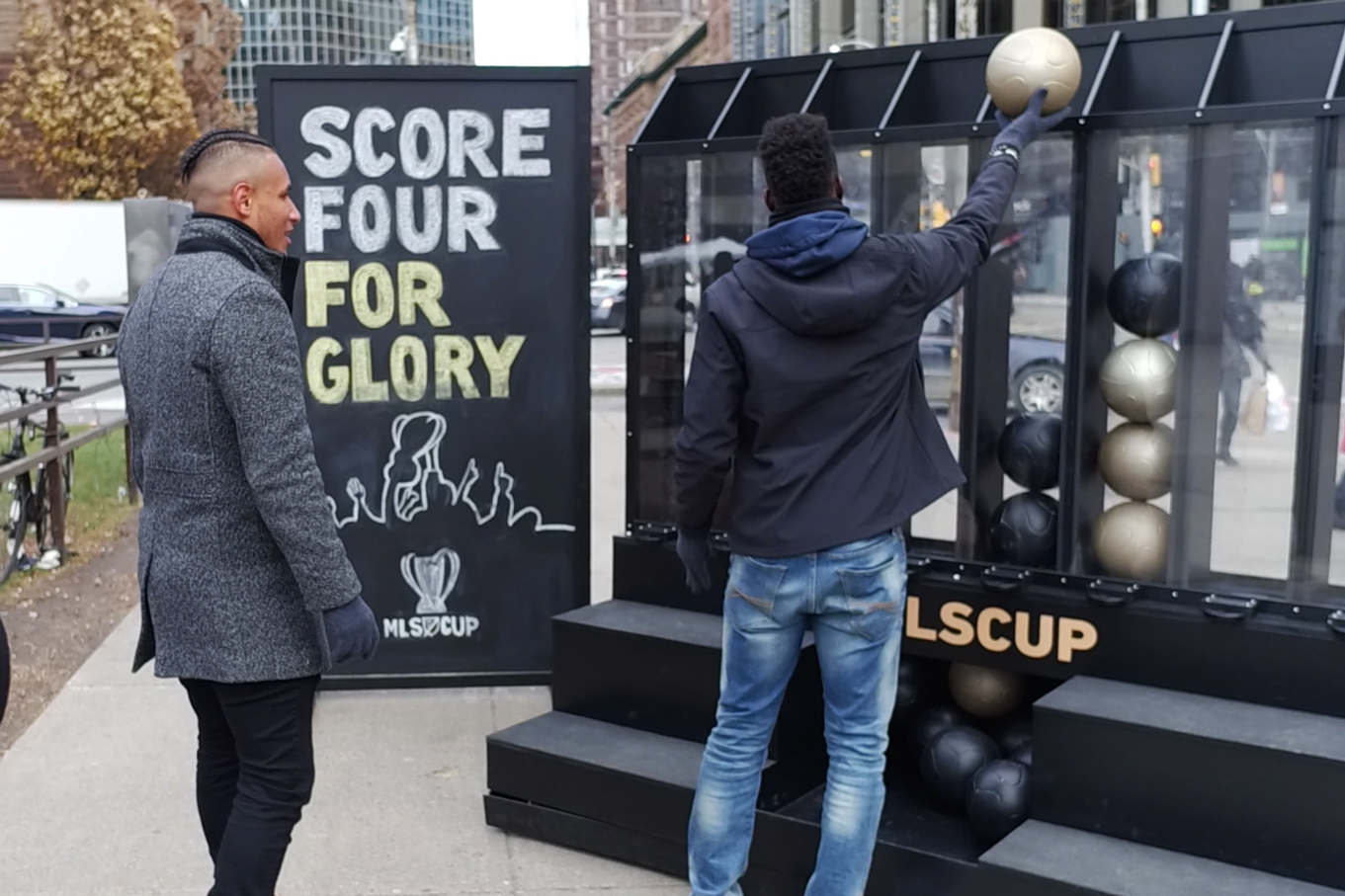 MLS Cup 2016 Connect