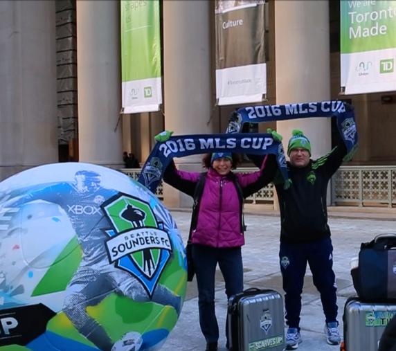 MLS Cup 2016 Fans