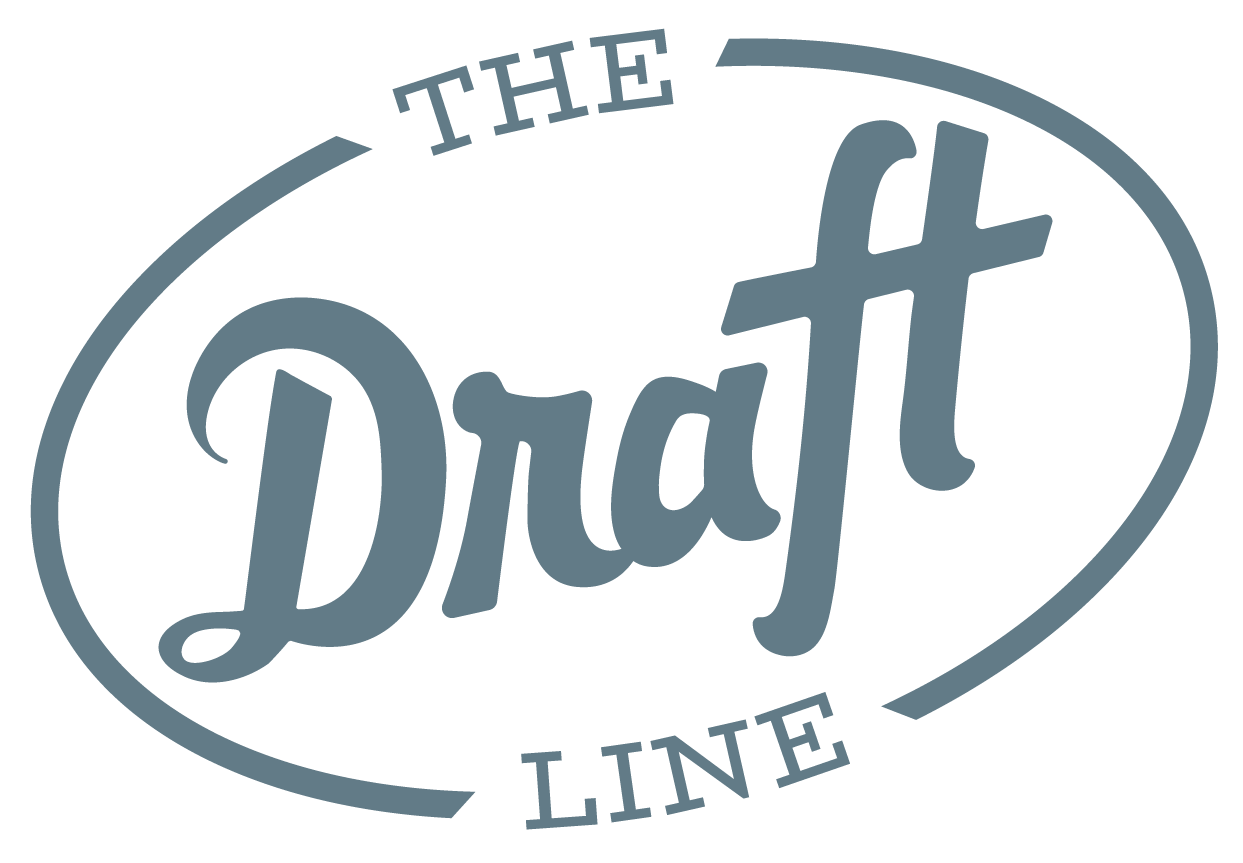 the line final draft Nearly everyone in the film industry uses final draft read more about this screenwriting software at top ten reviews.
